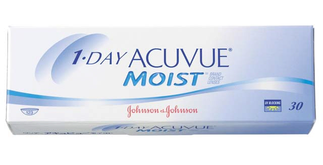 ACUVUE  1-DAY ACUVUE MOIST